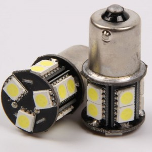1156 ba15s bau15s 13smd 5050 led blinklys